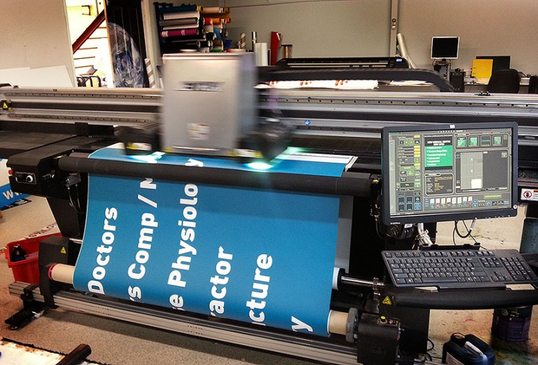Banner Printing Perth WA